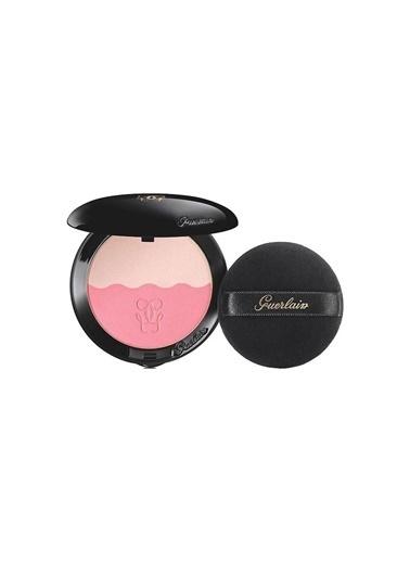 Guerlain Two-Tone Blush 02 Rose Neutre Limited Edition Pembe